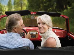 Aging Baby Boomers